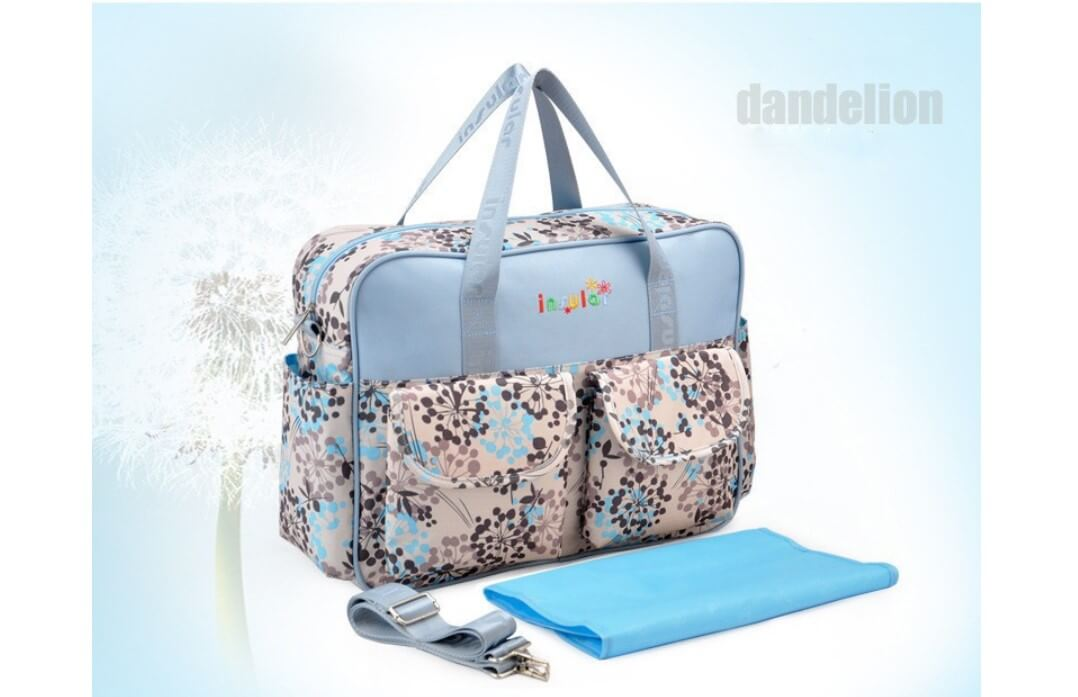 Cartoon Print Maternity Bag